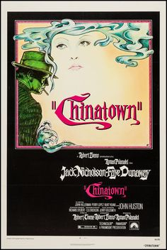 "Movie Posters:Mystery, Chinatown (Paramount, 1974). One Sheet (27"" X 41""). Mystery.. ... Image #1"