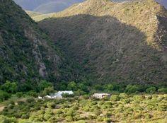 Klipkraal Karoo Cottage, Calitzdorp, Western Cape.