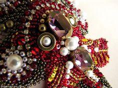 Statement Epaulet Shoulder Jewelry Baroque Epaulet Pineapple Epaulette Bead Embroidered Epaulet Shoulder Jewelery