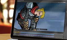 Learn how to use the virtual camera to add effects like pan, zoom and rotate to your animations in Adobe Animate. Guide on creating Keyframes and Classic Tweens. Cc Camera, Adobe Animate, Being Used, Tween, Software, Technology, 3d, Photo And Video, Videos