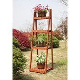 Found it at Wayfair - Multi-Tier Etagere Plant Stand