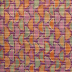 Upholstery Fabric Colorful Geomtric Vinyl Smile Horizon Toto Fabrics. Like this fabric? Order it today at www.totofabrics.com and use promo code: TotoFabricsFriend to receive 25% off your order!