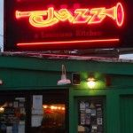 The Jazz in KC, MO... One of my favorite restaurants ever!