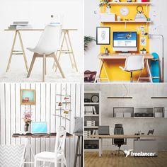 #workspace #work #freelancing #interiordesign #roomdesign #futureofwork #blogging #startups #entrepreneurship #smallbiz #smallbusiness