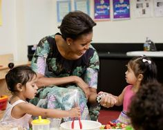 Michelle Obama and Rachael Ray Help Your Kids Eat Better