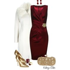 Knock 'em dead Christmas I love love love this! I need it for the cruise!