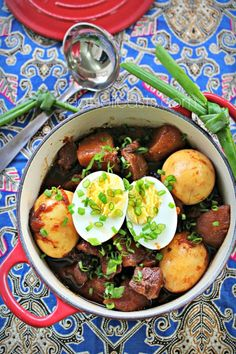 Braised Pork and Potatoes – Mum's Style | Feats of Feasts | A Food Blog
