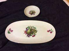 A personal favorite from my Etsy shop https://www.etsy.com/listing/509393891/vintage-naaman-israel-porcelain-oblong