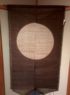 Handmade and Handdyed in Kyoto, Japan Material: 100% Hemp Linen Size: 88x150cm…