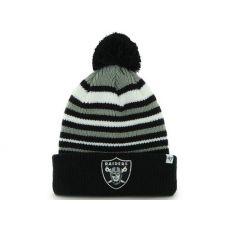 NFL Oakland Raiders New Era Beanie Knit Hats