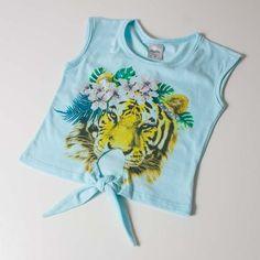 Blusa Infantil Beiramar | Moda Love 04 ao 14   27,90