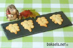 baksels.net | Eikenblaadjes uit Heel Holland bakt: http://www.baksels.net/post/2014/10/05/Eikenblaadjes.aspx
