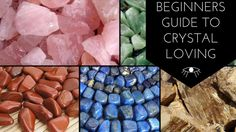 What the heck is the big deal with Crystals?  In new age circles and various spiritual groups, people mention these mysterious specimens called crystals. C