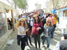 Alaçatı tarihinde görülmemiş kalabalık - Çınar Haber Ajansı
