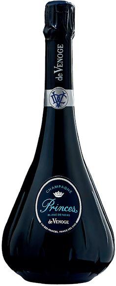 Découvrez ce produit : Champagne de Venoge Princes Blanc de Noirs | Vin mousseux SAQ - 13239408