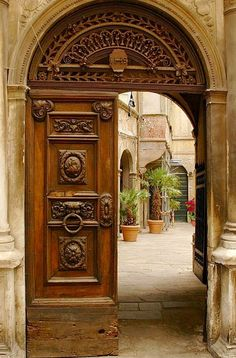Lucca, Tuscany, Italy door