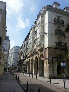 Por las calles de #Santander en #Cantabria | #Spain