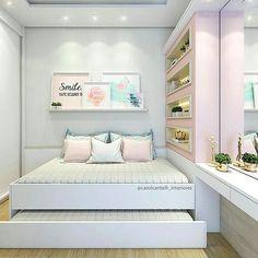 Dekorasi Kamar Tidur Modern Unik