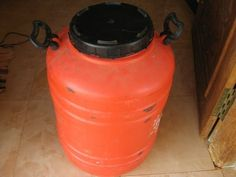 Mini Bio-gas Plant Using Food Waste, Decomposable Organic Material and Kitchen Waste: 10 Steps (with Pictures) Kitchen Waste, Food Waste, Projects To Try, Organic, Mini, Plants, Pictures, Searching, Prepping