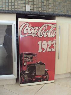 Coca retro