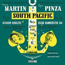 Rogers and Hammerstein's South Pacific was one of the many musicals written by one of the musical theater's fienst fair. Starting Out Together With Oklahoma in the late 40's, the duo were writing some of the most impacting social commentaries dealing with racism, the roots of hatred and overall inequality. Did they pull one over on the American public at the time who just could not get enough of R&H musicals....I think they did!! ;)