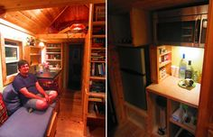 Tiny houses, big savings: Students build small homes to escape costly rent