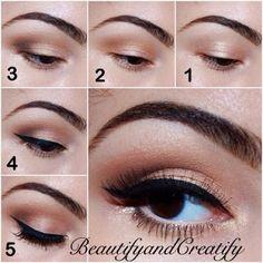 Beautify and Creatify: Bridal Makeup Series Indigo Nails, Eyeshadow Makeup, Bridal Makeup, Makeup Looks, Make Up, Beauty, Hair, Style, Fashion