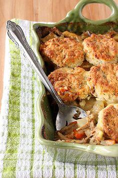Chicken Pot Pie | chicken | Pinterest | Chicken Pot Pies, Pot Pies and ...
