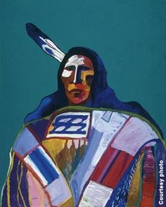 John Nieto.  Photo Gallery: Native American Art - Engaging the World - America.gov