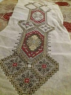 Cross Stitch Heart, Cross Stitch Borders, Cross Stitch Patterns, Crochet Patterns, Palestinian Embroidery, Lace Making, Rug Hooking, Cross Stitch Embroidery, Needlepoint