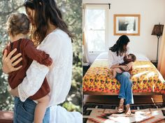 Weekend in Ojai with Danika Charity and Clan Photography by Lauren Ross Danika is a strong, passionate woman - fully devoted to motherhood and helping others th