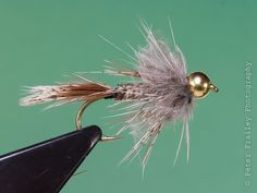 Fishing With Flies :: Blog: Hungarian Partridge Nymph