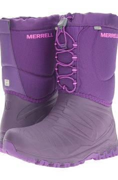 Merrell Kids Snow Quest Lite Waterproof (Big Kid) (Berry WPF Synthetic) Girls Shoes - Merrell Kids, Snow Quest Lite Waterproof (Big Kid), MY55594-530, Footwear Athletic General, Athletic, Athletic, Footwear, Shoes, Gift - Outfit Ideas And Street Style 2017