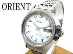 Orient 質藻【オリエント】◆ダイバー/デイデイト21石◆アラビア文字盤 時計 Watch Antique ¥9800yen 〆12月05日