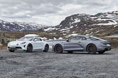 is Alpine's most intense sports car, has ultimate handling response, high engine power and sophisticated design. The chassis of the Alpine is tuned… Volvo S60, Volkswagen Golf, Le Mans, Alpine Car, Rallye Wrc, Toyota, Porsche, Cars Characters, Dual Clutch Transmission