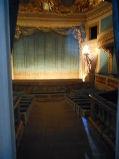 Marie Antoinette's private theater