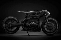 BMW R80 Black Mamba