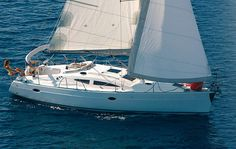 Elan 384 Impression Yacht Charter , 3 cabins, 6+2 berths. Available in Croatia, Greece, Turkey etc.