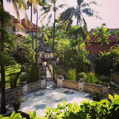 Because #Bali is not only about the pretty shades of blue at the beach. You'll also get to enjoy the trees that are always greener from this side at #TheTanjungBenoa #Beach #Resort  www.benoaresort.com  #thetanjungbenoa #thetanjungbenoabeachresortbali #TheTAOBali #bali  Picture by: @adienugroho75