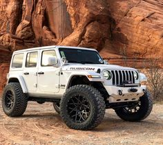 Jeep JL Rubicon rolling on Chopstix wheels. White Jeep Wrangler, Jeep Wrangler Lifted, Jeep Rubicon, Jeep Wrangler Unlimited, Lifted Jeeps, Jeep Wrangler Sahara, Lifted Ford, Jeep Wrangler Diesel, Auto Jeep