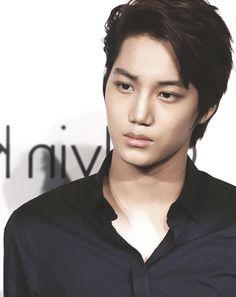 Kai 카이 from EXO 엑소 is my bias of EXO-K