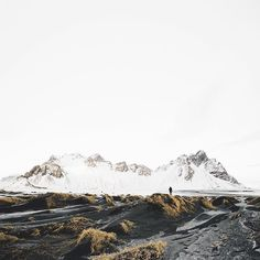 Memories of Arctic Light '16. For me, this workshop was more than just teaching the ways of photography. It was an opportunity to help shape the experience of five individuals witnessing the stark beauty of Iceland's nature for the first time - a strong memory for most. Myself and @jarradseng have something huge in the works. Stay tuned for more details this coming week.  #vestrahorn | #ísland