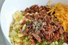 Jalapeño Popper Grilled Corn Salad Recipe!