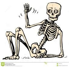 Illustration about Skeleton on a white background. Illustration of cartoon, structure, death - 17681619 Halloween Clipart, Halloween Ideas, Celebrity Deaths, Fake People, Dio, Personal Photo, Art Google, In A Heartbeat, Art Images