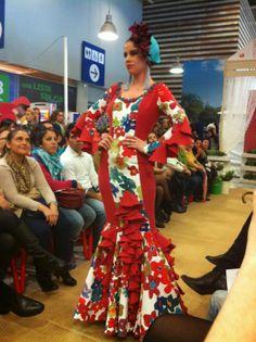 Patricia's Shopper: II Certamen de Moda flamenca en Ikea Sevilla