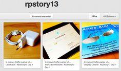 Ein Motivationspreis geht an Lars Hahn von www.systematischkaffeetrinken.de mit der Fotostory vom Tag 1-3 auf Pinterest #rpstory13 #rp13