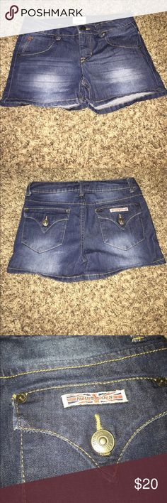 Hudson Jean Shorts Hudson Kid's Jean Shorts ⭐️ In great condition  ⭐️ Worn once or twice Hudson Jeans Bottoms Shorts