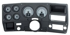 Dakota Digital 73-91 Chevy Full Size Blazer HDX Gauge Instrument System HDX-73C-PU