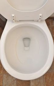 Getting rid of Toilet Rings easily. Katie tried this, katie likey. It really did get the ring out and i didnt have to do much scrubbing!