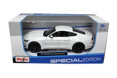 Maisto 1/24 2015 Ford Mustang Diecast Model Cars - Diecast Hobby USA - Diecast Cars & Accessories